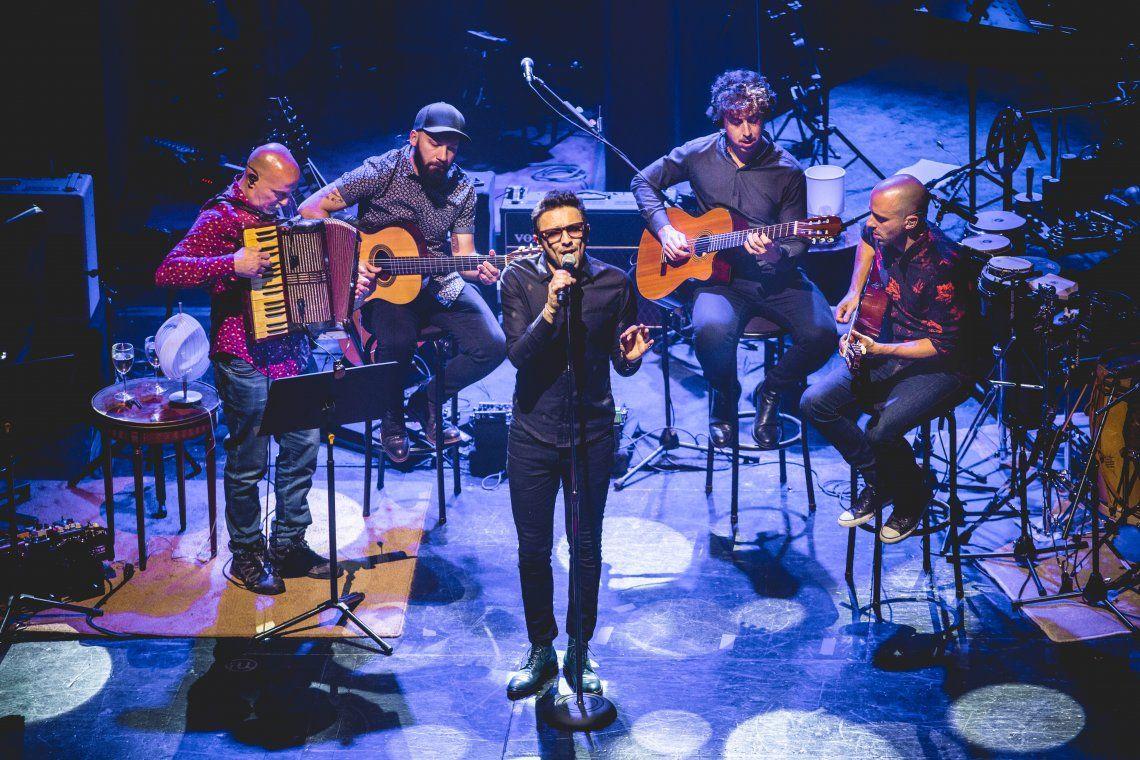 No Te Va Gustar cantó con el corazón en el Teatro Gran Rex