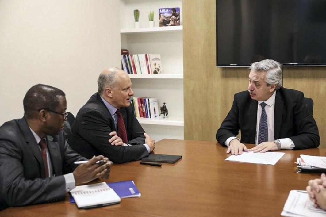 FMI: Alberto Fernández anticipó que no le pedirá los US$ 11.000 millones pendientes del acuerdo stand-by