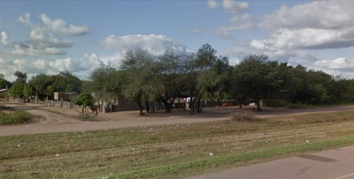 Pampa de los Guanacos