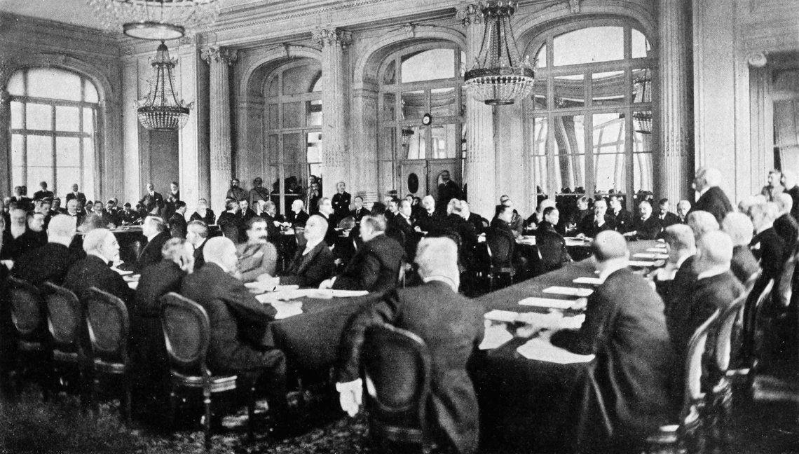 A 100 años del Tratado de Versalles: la historia de un acuerdo que cambió al Siglo XX