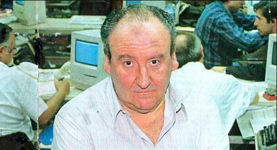 Murió Héctor Ricardo García, fundador de Crónica y Crónica TV
