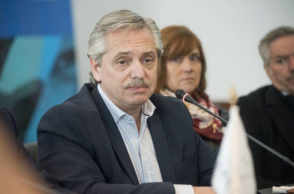 Alberto Fernández sobre el acuerdo con la Unión Europea: Tiene que pasar por el Congreso