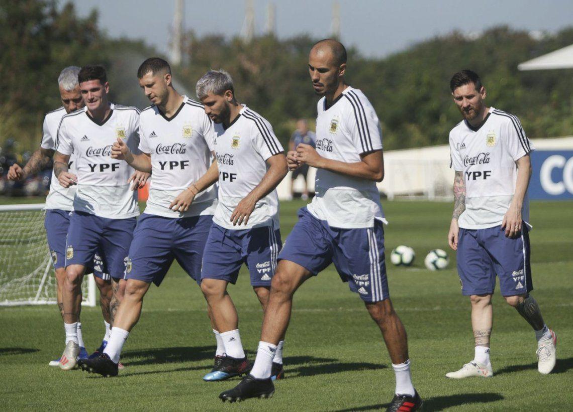 Control antidoping sorpresa a la Selección Argentina en Belo Horizonte