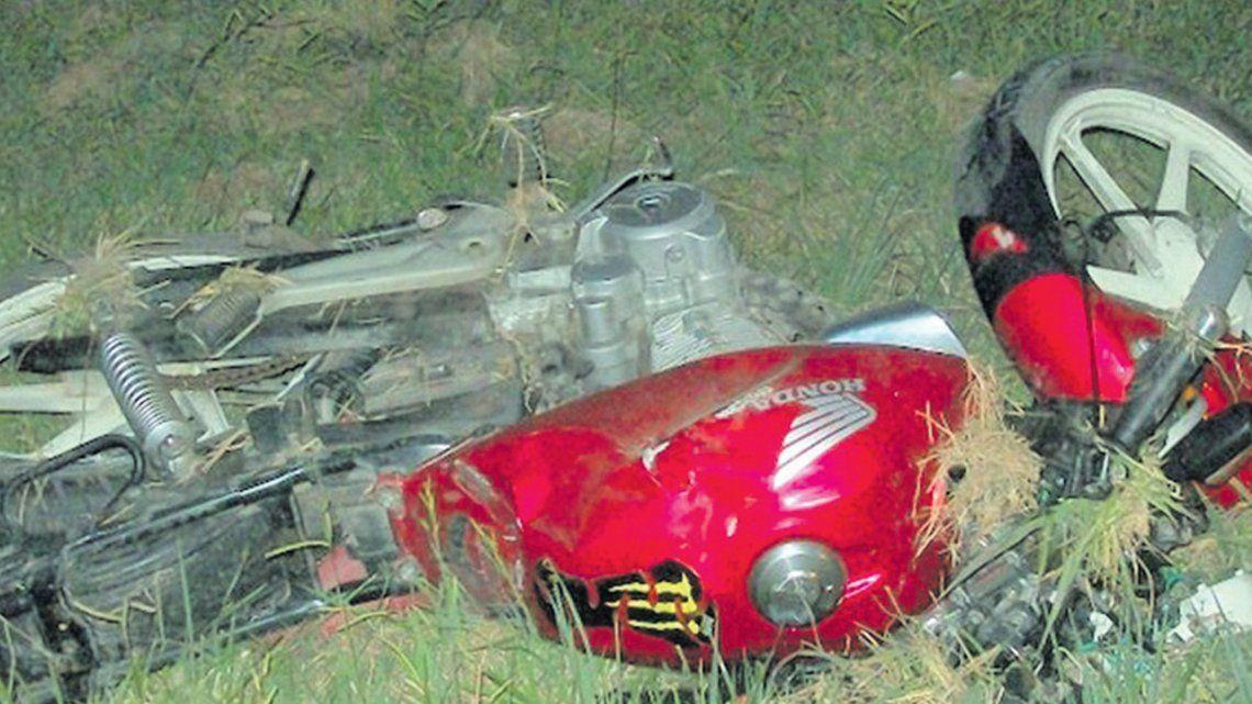 El 30% de los muertos en moto estaba alcoholizado