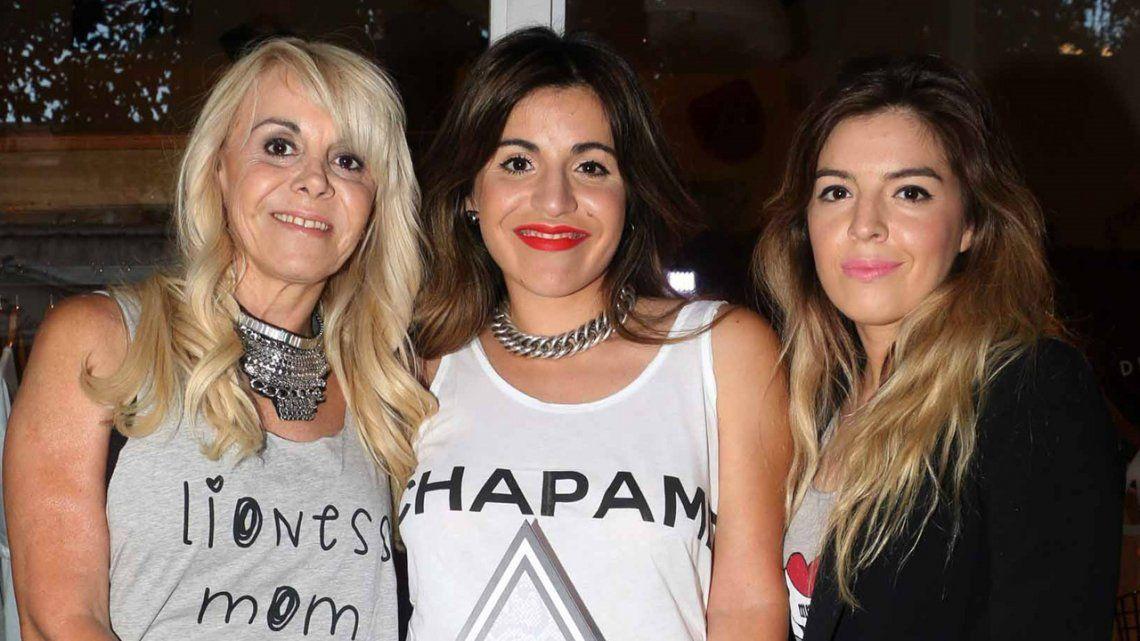 Dalma Maradona fue censurada por Gianinna y Claudia Villafañe