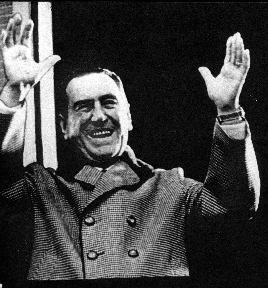 1974, el año de la muerte de Juan Domingo Perón