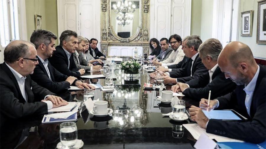 Mauricio Macri analizó con el Gabinete el acuerdo Mercosur-Unión Europea