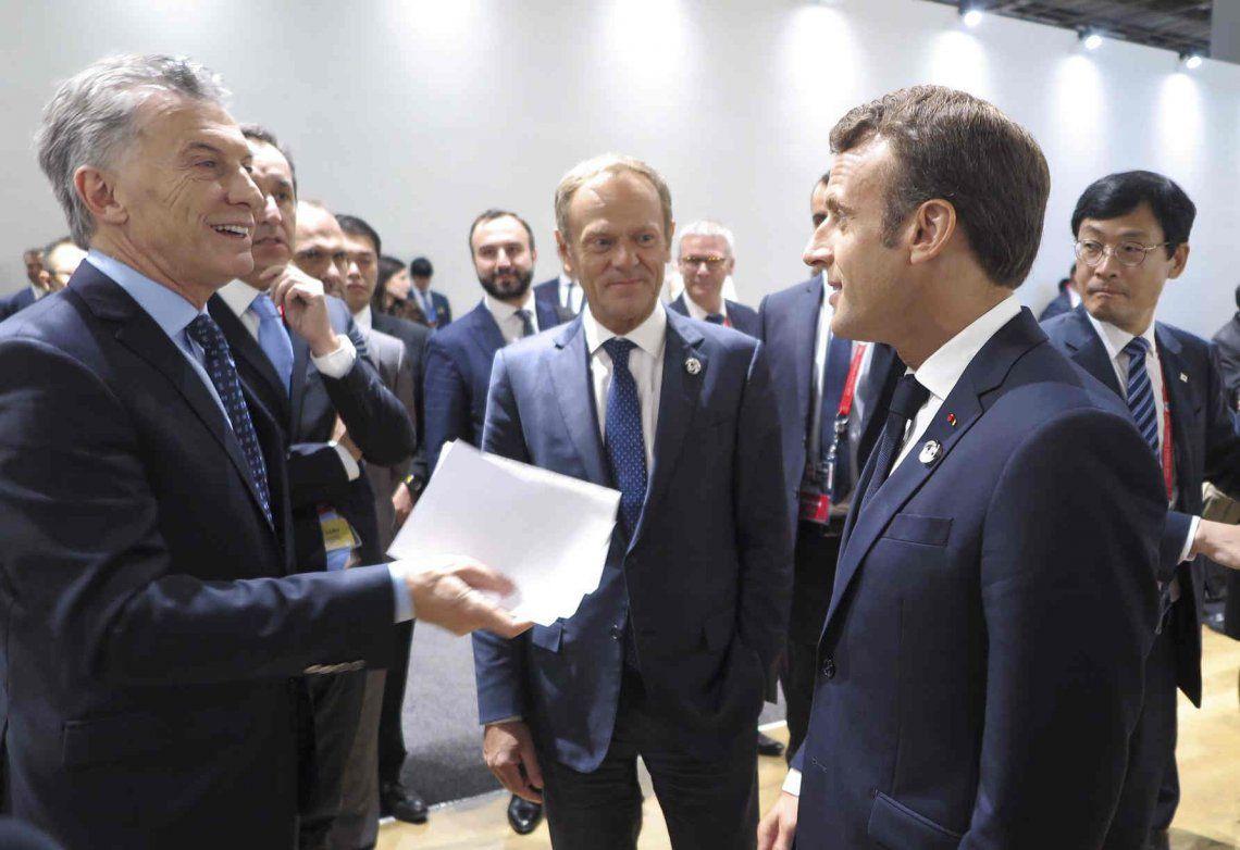 Francia no está lista para ratificar el acuerdo entre la Unión Europea y el Mercosur