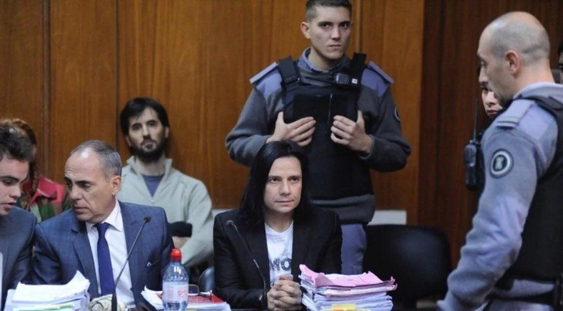 Con la reanudación de los alegatos, Cristian Aldana aseguró que lo están torturando