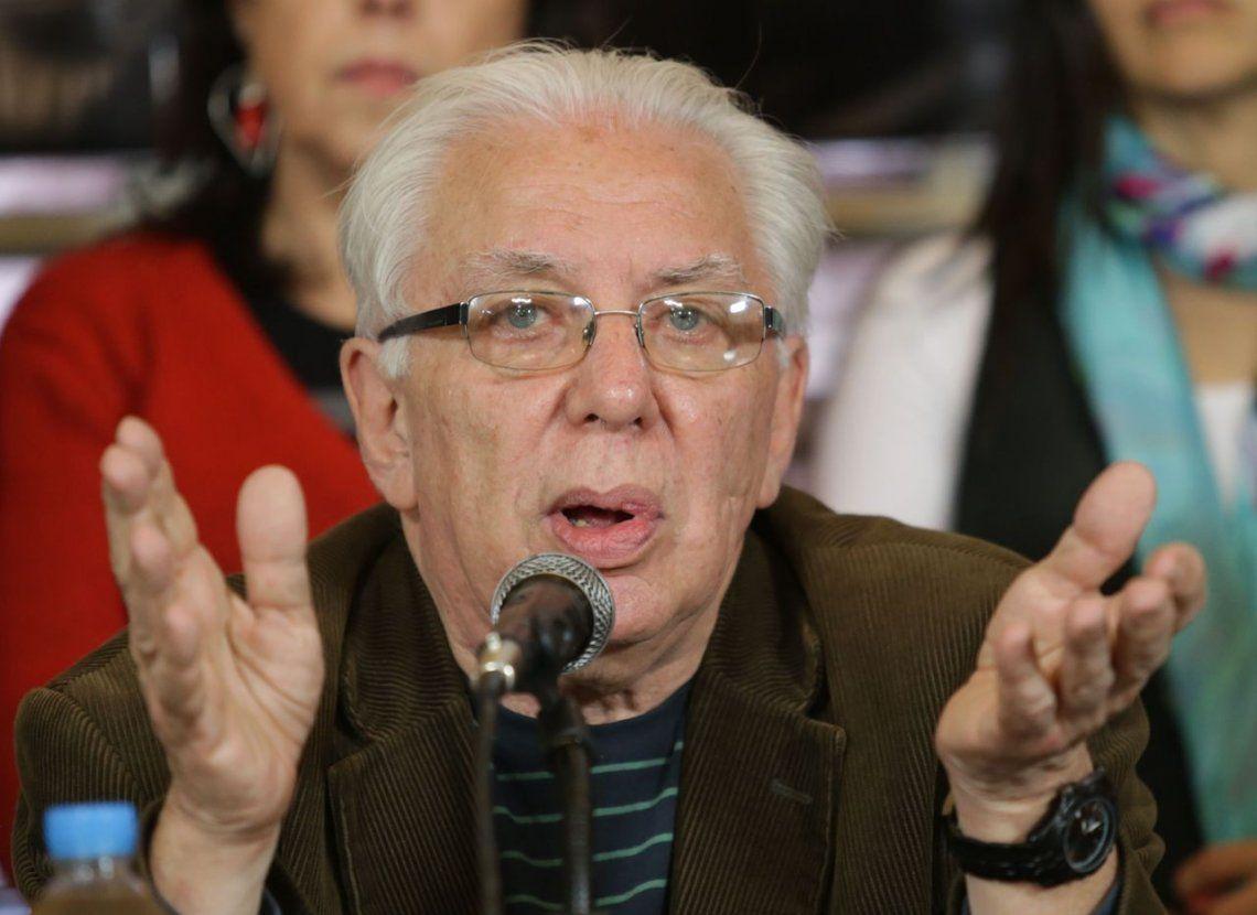 Altamira acusó a Solano, Pitrola y del Pla de haberlo expulsado, censurado, extorsionado y espiado
