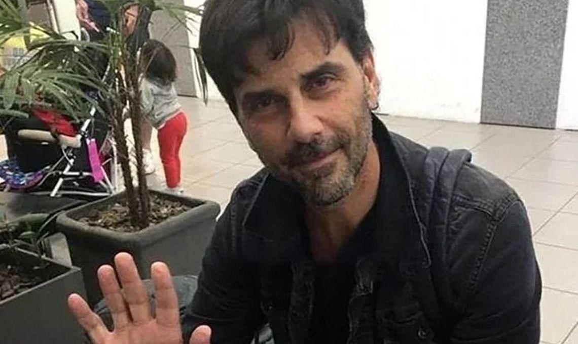 Burlando, sobre la internación de urgencia de Juan Darthés en Brasil: La preocupación de hoy tiene que ver con un órgano vital