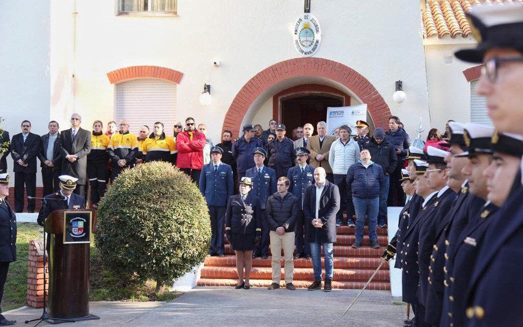 Quilmes: celebración en la Prefectura Naval