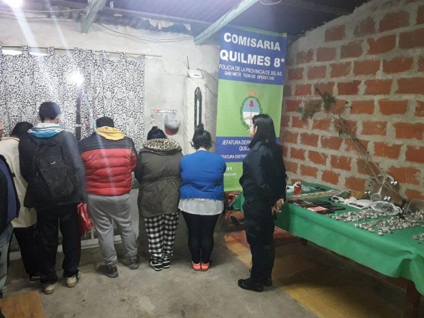 Bernal: cayó narco que vendía marihuana en la Plaza del Maestro
