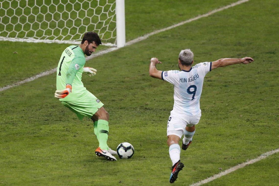 ¡Qué mala suerte! Una por una, todas las chances de Argentina