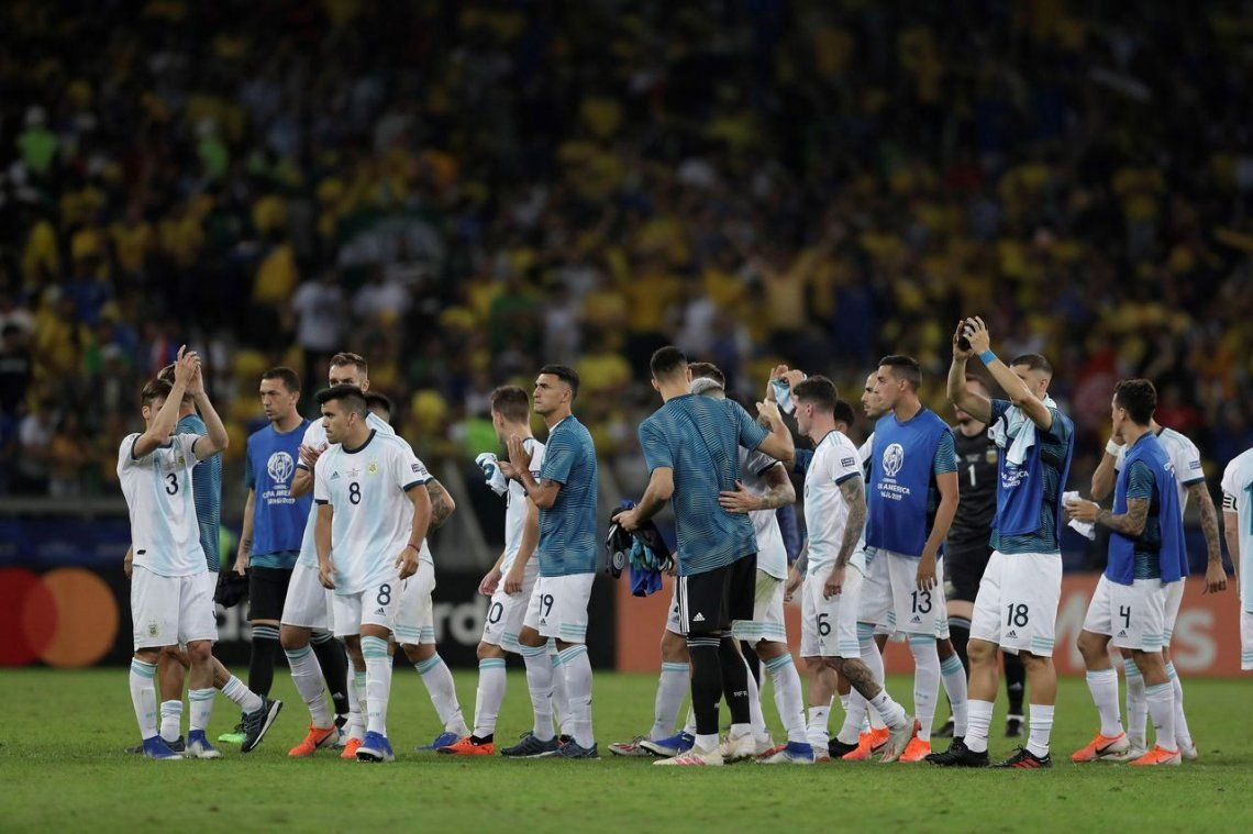 El Uno x Uno de la Selección Argentina ante Brasil