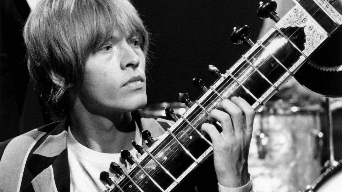 A 50 años de la muerte de Brian Jones, el genio experimental de The Rolling Stones