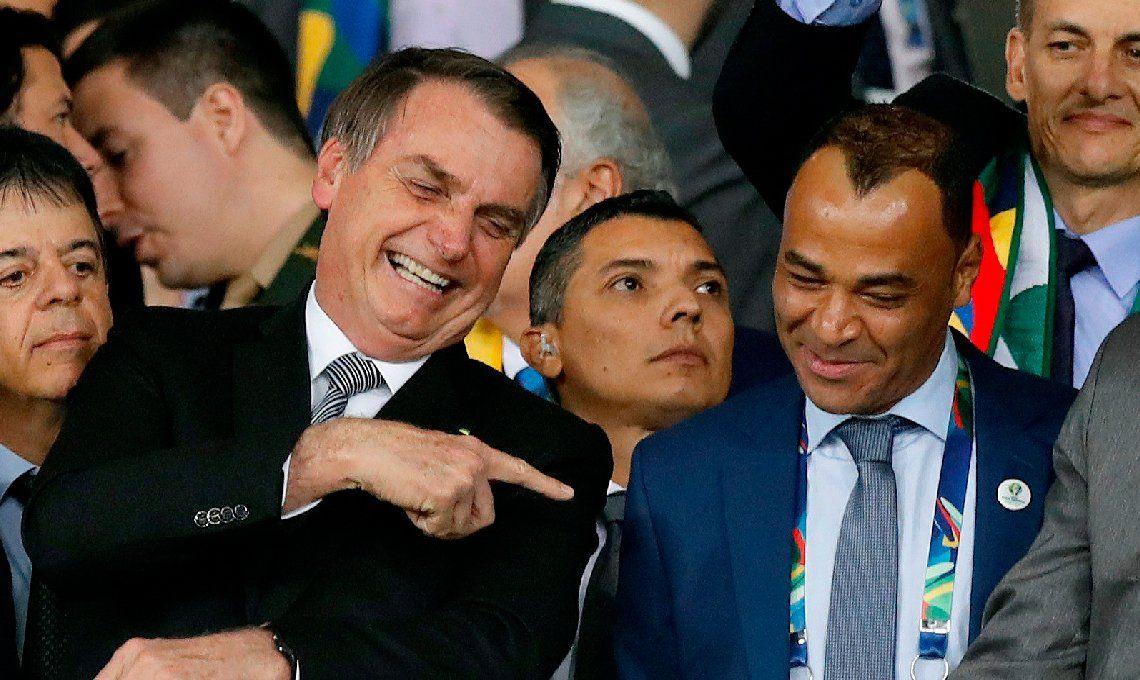 ¿Bolsonaro es el culpabe? Medios brasileños denuncian que la seguridad del presidente de Brasil bloqueó el VAR
