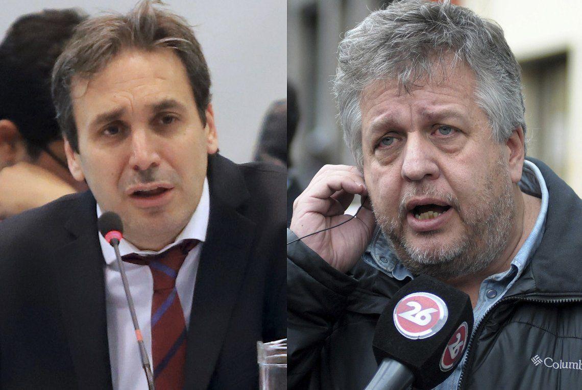 Nuevo round en la disputa entre el juez Ramos Padilla y el fiscal Stornelli.