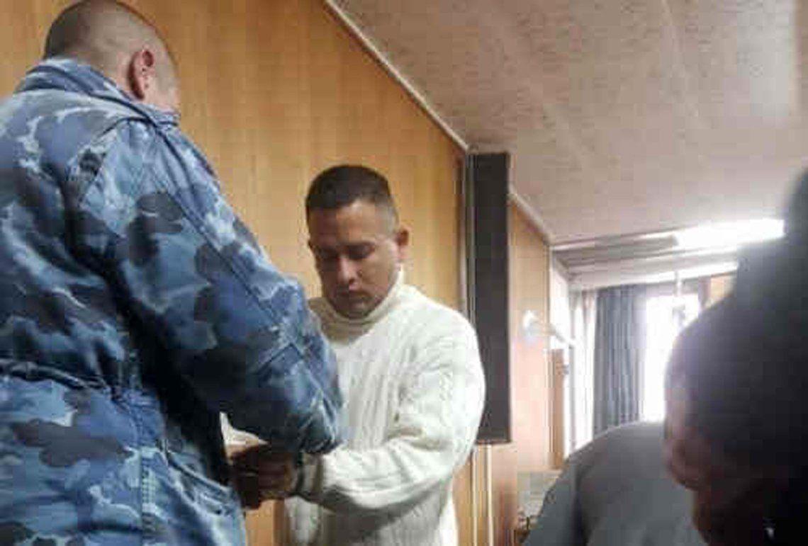 Torancio pidió perdón a toda la familia de Cristina Fuentes.
