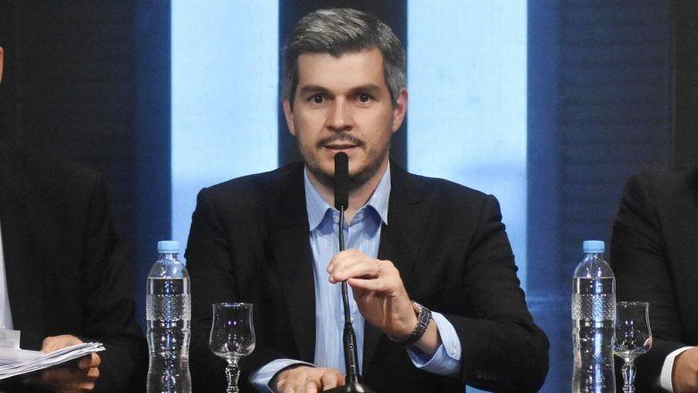 Marcos Peña volvió a criticar al kirchnerismo: Sólo tiene miedo para ofrecer