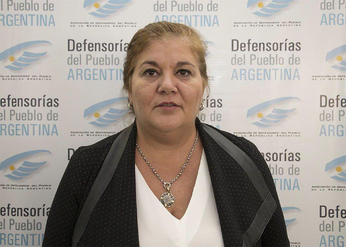 Avellaneda: pidió licencia la ombudsman María Laura Garibaldi