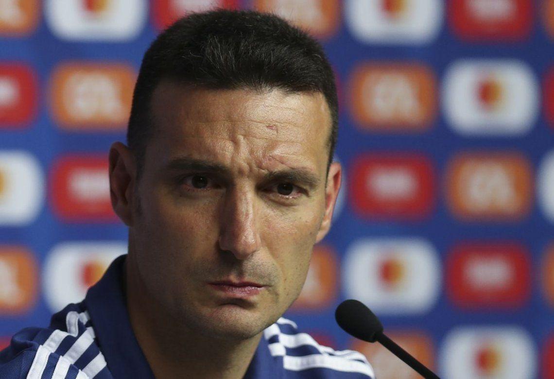 Con Messi y sin Di María: la sorpresiva lista de la Selección Argentina para las Eliminatorias