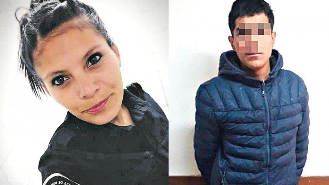 Crimen de la mujer policía: apresaron a un sospechoso