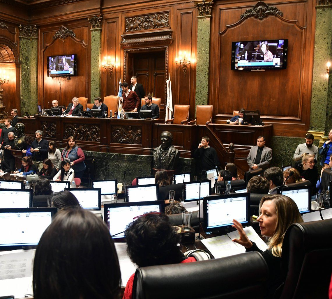 La norma recibió 41 votos afirmativos y 17 en contra.