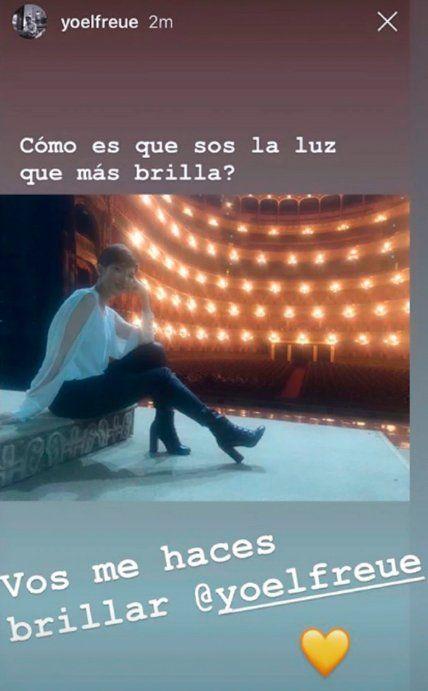 Cristina Pérez contó por qué blanqueó su romance con Marcos Yoel Freue: Mi corazón estaba en off the record