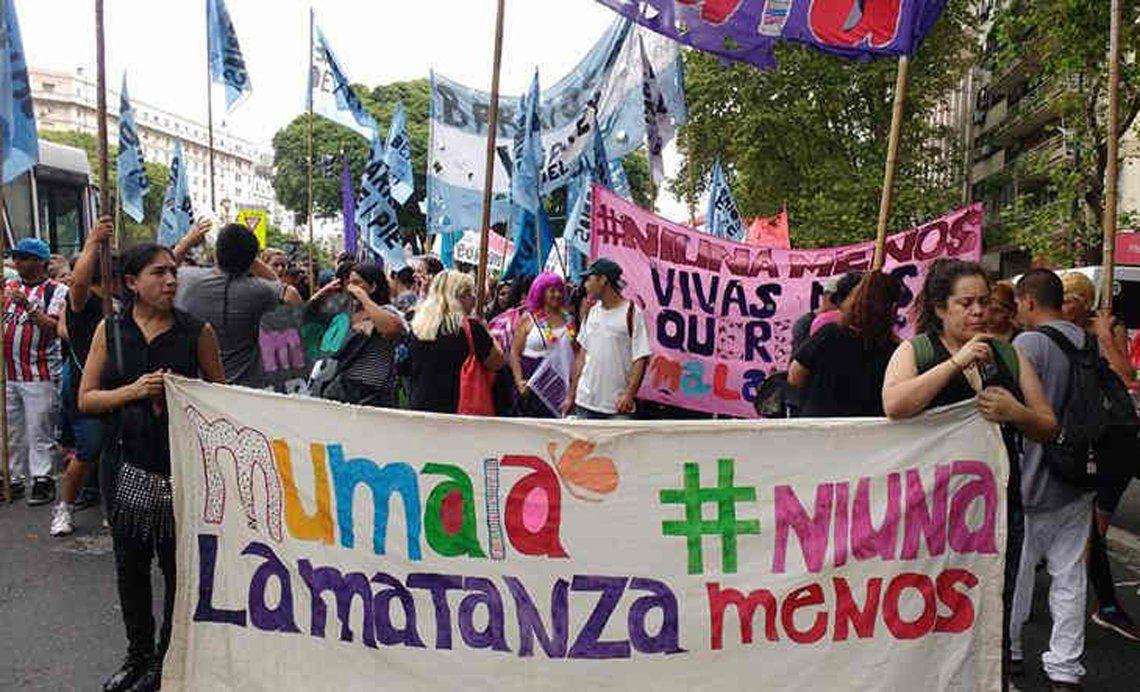 Una marcha de MuMaLá. La agrupación reclama medidas urgentes.