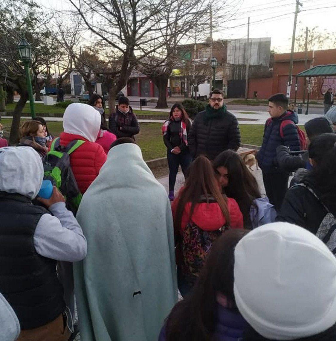 Lomas de Zamora: es el distrito con más escuelas sin gas, según Suteba