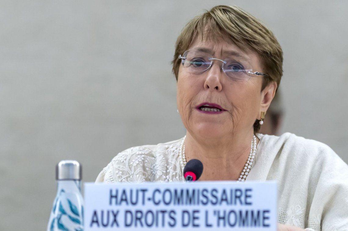 Demoledor informe de la ONU publicado por Michel Bachelet denuncia grave erosión al estado de derecho en Venezuela