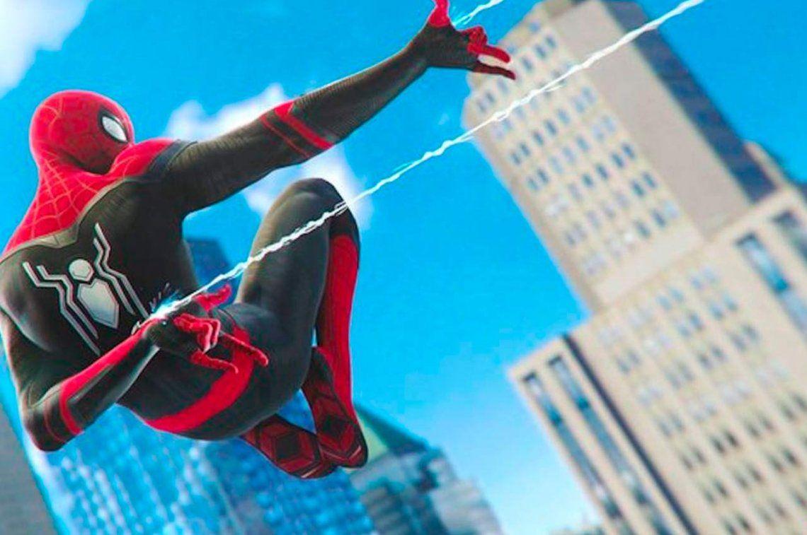 Los trajes de Spider-Man Lejos de casa llegan al videojuego