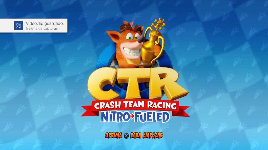 Crash Team Racing Nitro-Fueled: el mejor clon de Mario Kart está de regreso