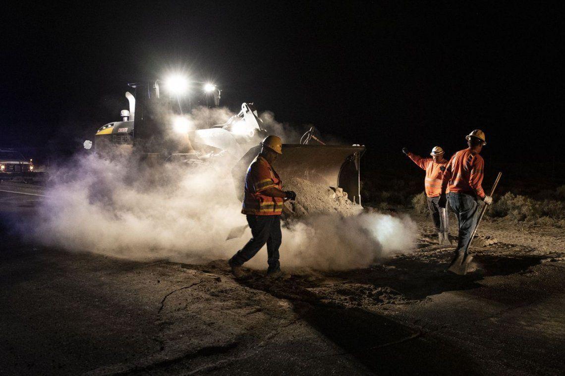 Segundo sismo de mayor magnitud sacude California en menos de 48 horas