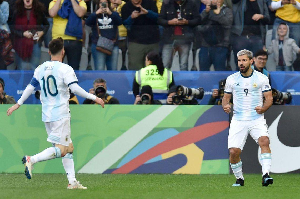 Argentina fue más que Chile y se quedó con el tercer puesto