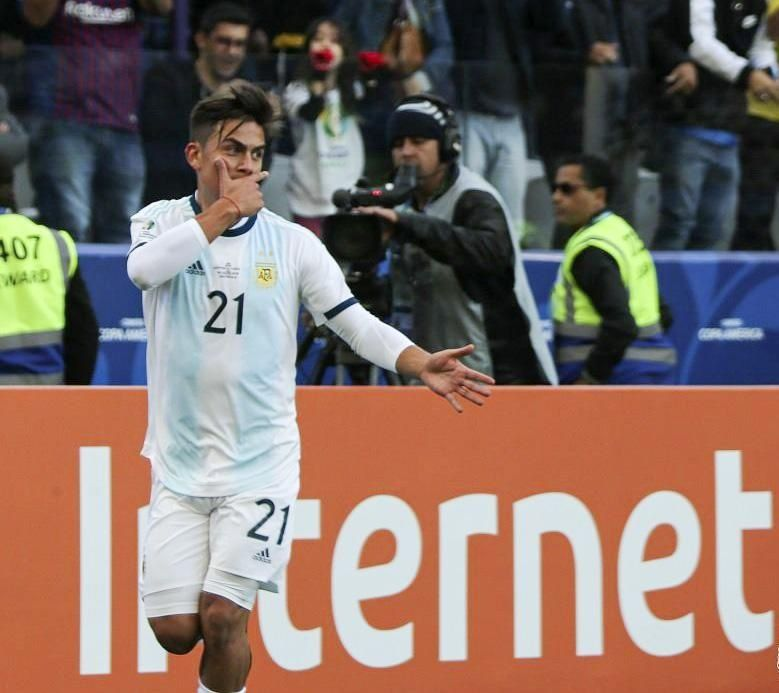 Argentina-Chile: las mejores fotos del tercer puesto de la Selección en la Copa América