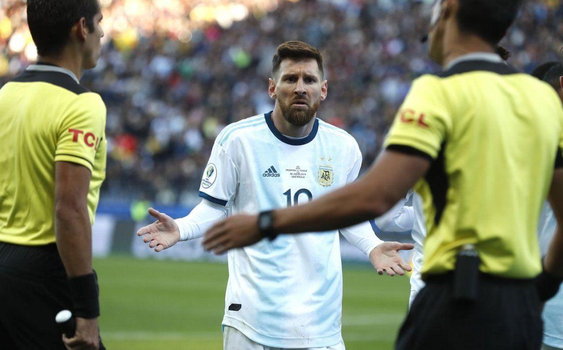 Lionel Messi se descargó en las redes sociales: Fuimos superiores a Brasil, merecíamos estar en la final