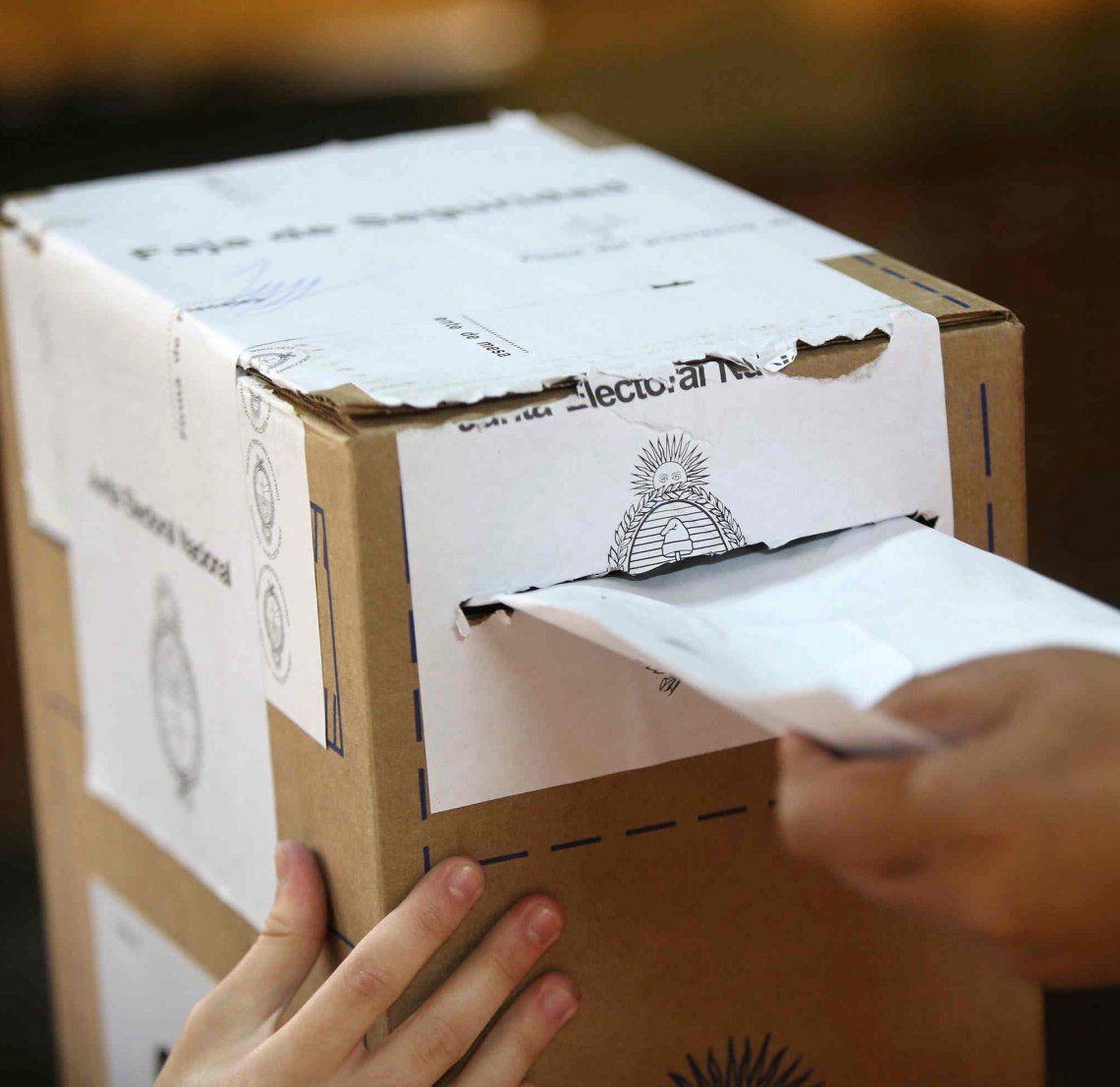 El Correo garantizó seguridad en el operativo electoral.