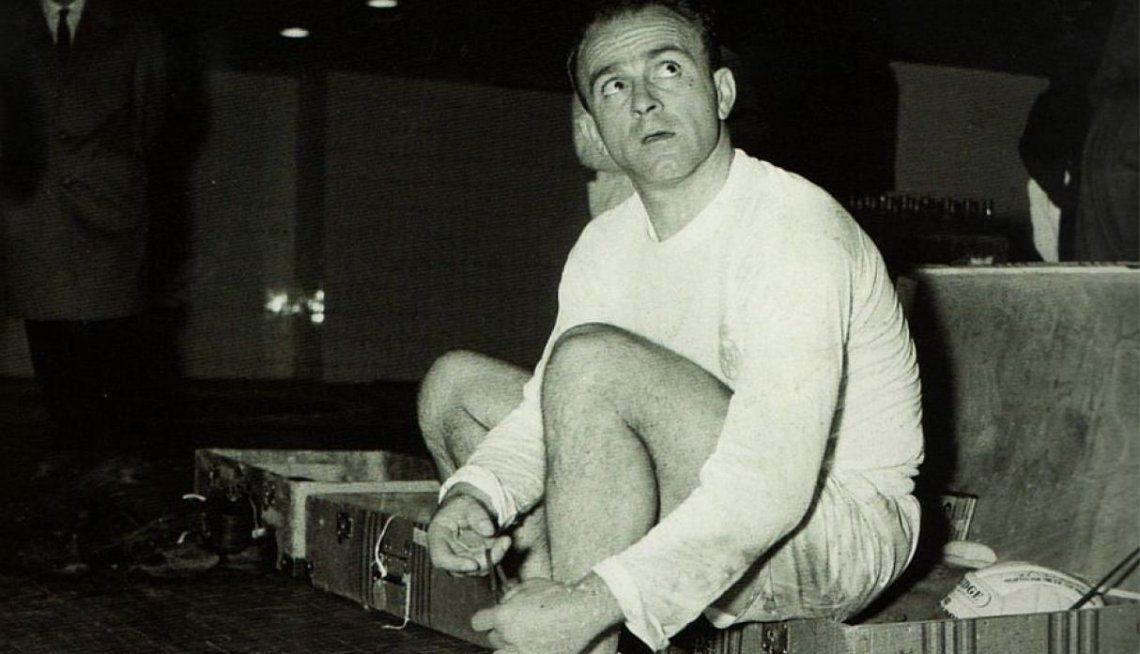 El fútbol total de Alfredo Di Stéfano