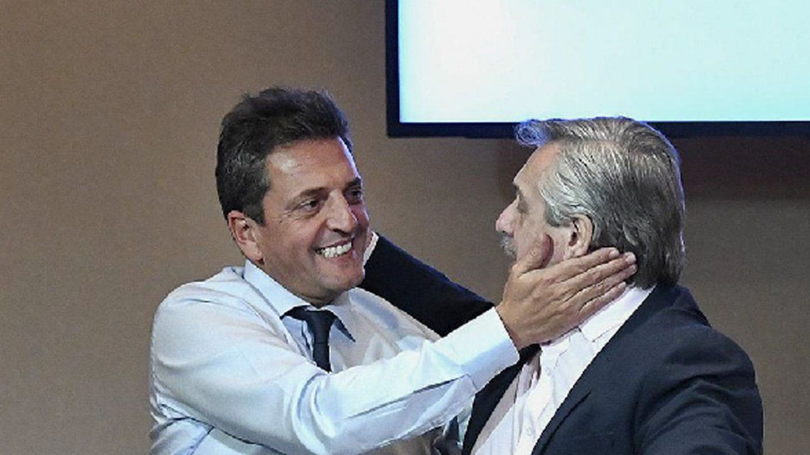 Comenzó la campaña y Massa presentó las diez razones para votar a Alberto