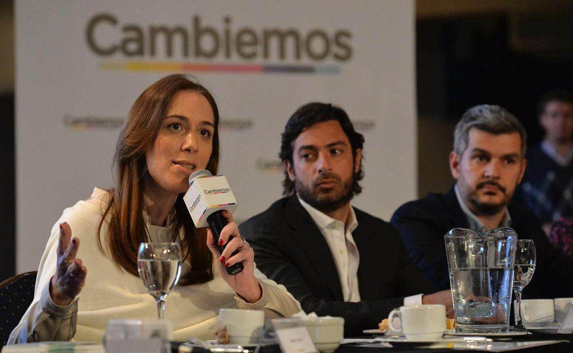 La gobernadora María Eugenia Vidal y el jefe de Gabinete Marcos Peña serán de la partida.