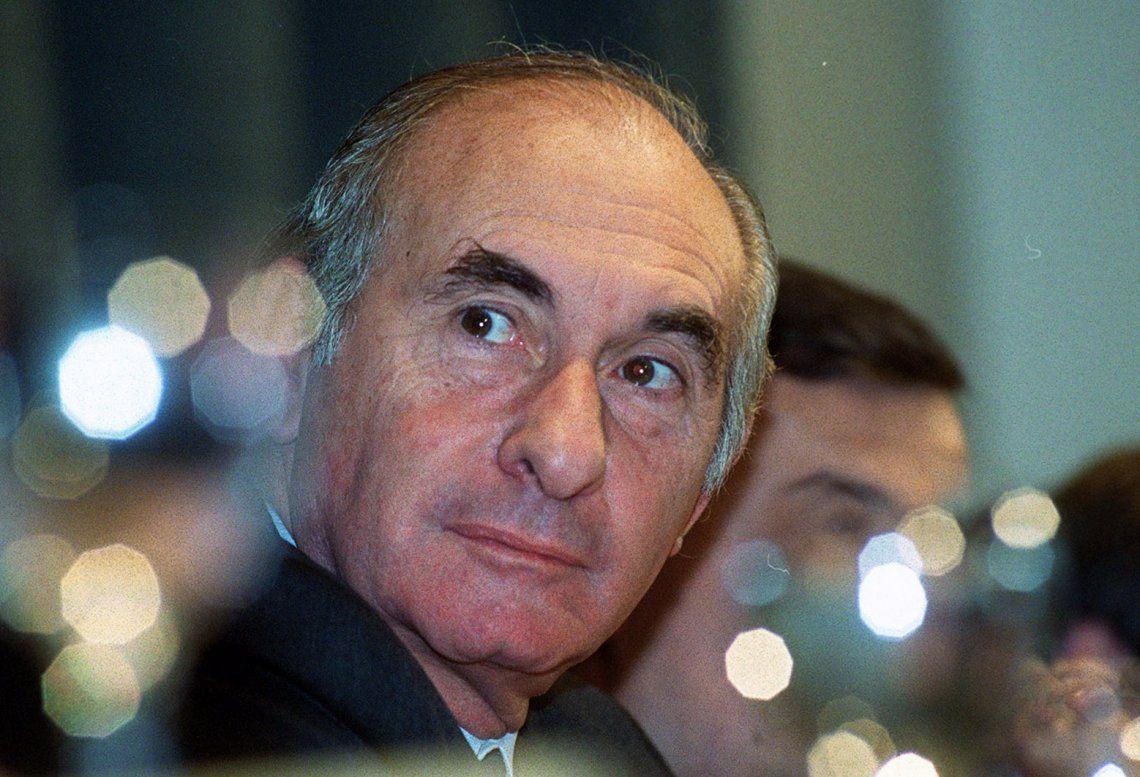 Murió Fernando De la Rúa: una presidencia marcada por la crisis, el ajuste y una huída en helicóptero