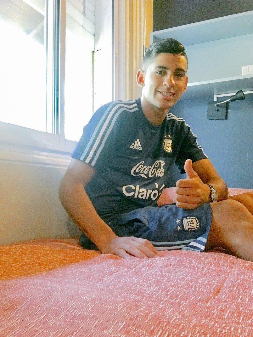El argentino Cristian Romero, nuevo jugador de Juventus
