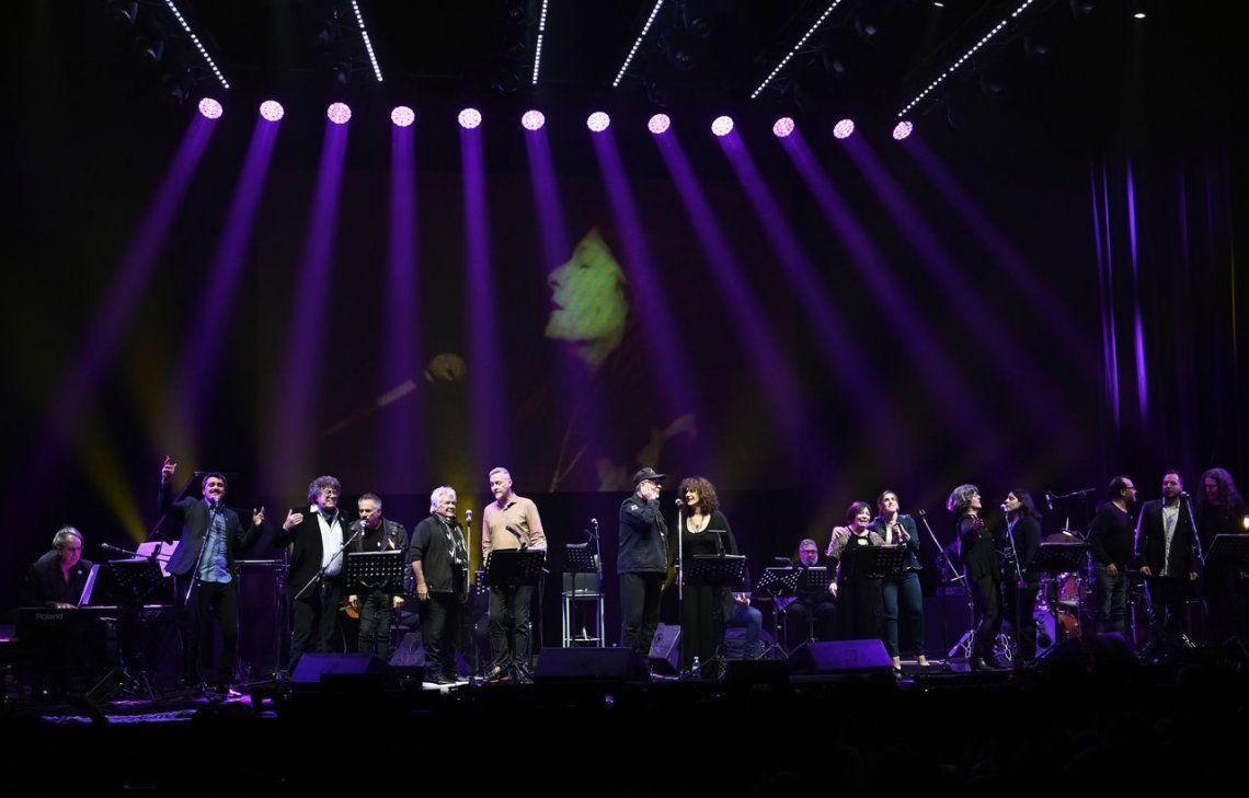 El homenaje a Mercedes Sosa en el Teatro Opera