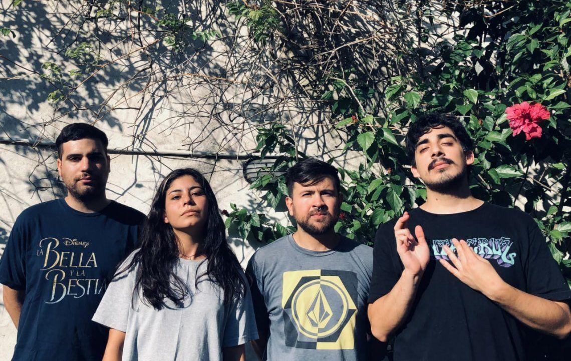 Jacarandaes y su sonido contemporáneo