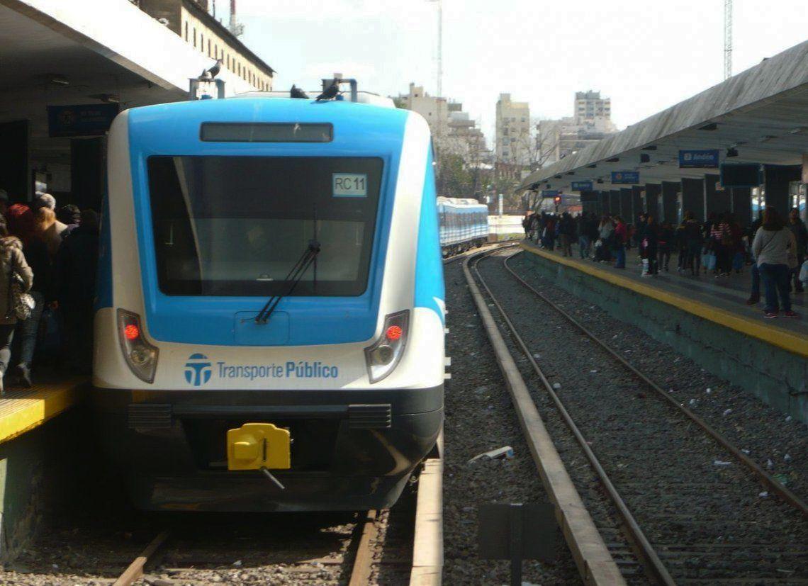 Liberaron al ferroviario y levantaron la medida de fuerza en el Sarmiento