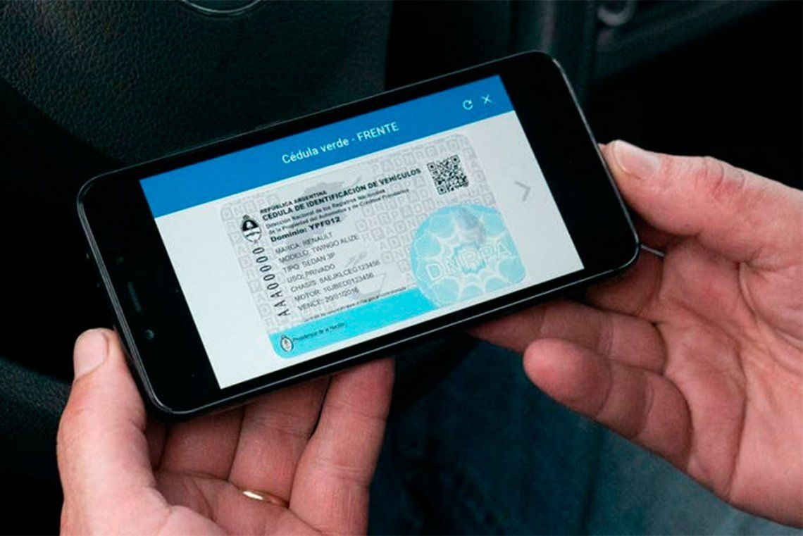 Cómo obtener la Licencia Nacional de Conducir Digital