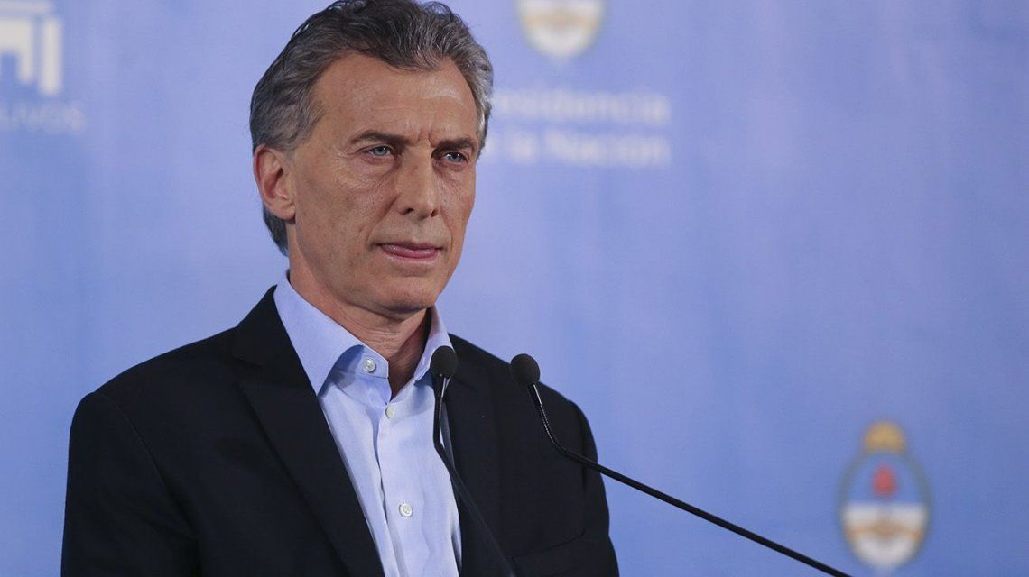 Macri: Todas las cosas que me dijo Alberto Fernández eran falsas
