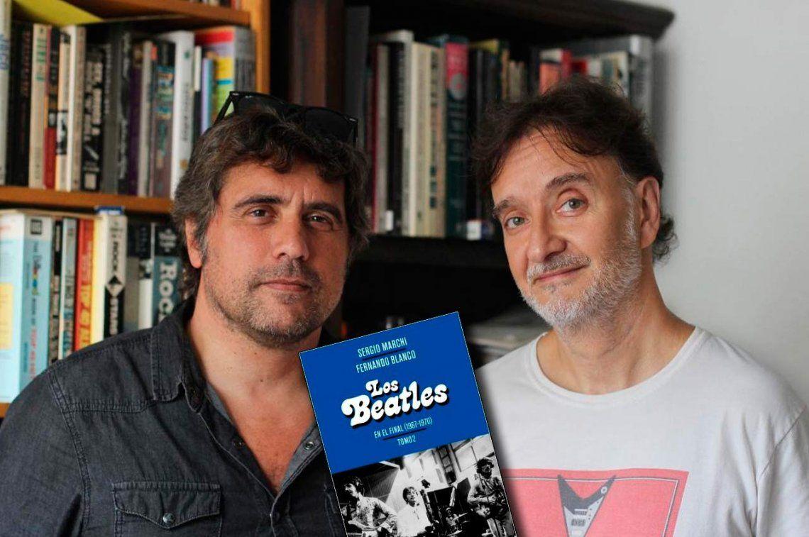 ¿Es argentino el mejor libro sobre Los Beatles?